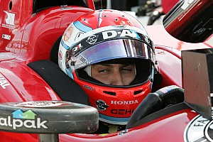 IndyCar Résumé de course Sept ans plus tard, Rahal gagne enfin!