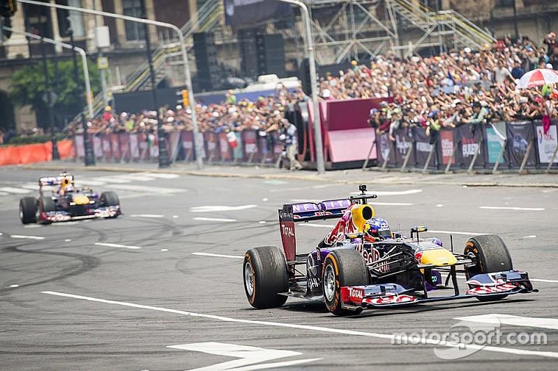 Ricciardo and Sainz bring F1 back to Mexico