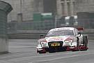 Audi driver Ekström with strong performance