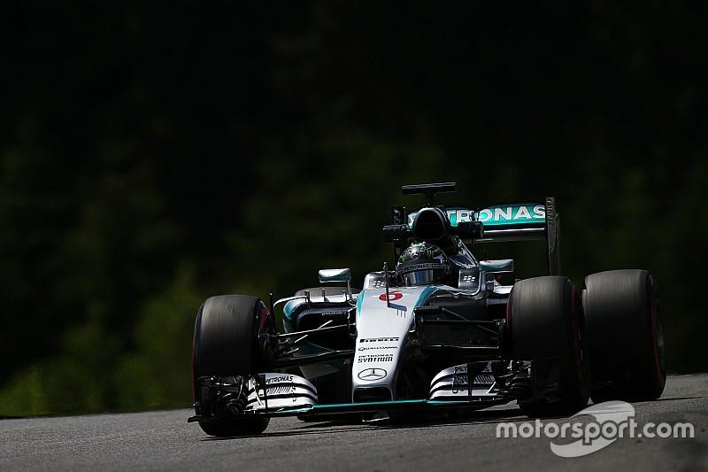 Rosberg veut pousser Hamilton à la limite