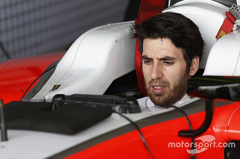 Canamasas back to GP2 with Lazarus