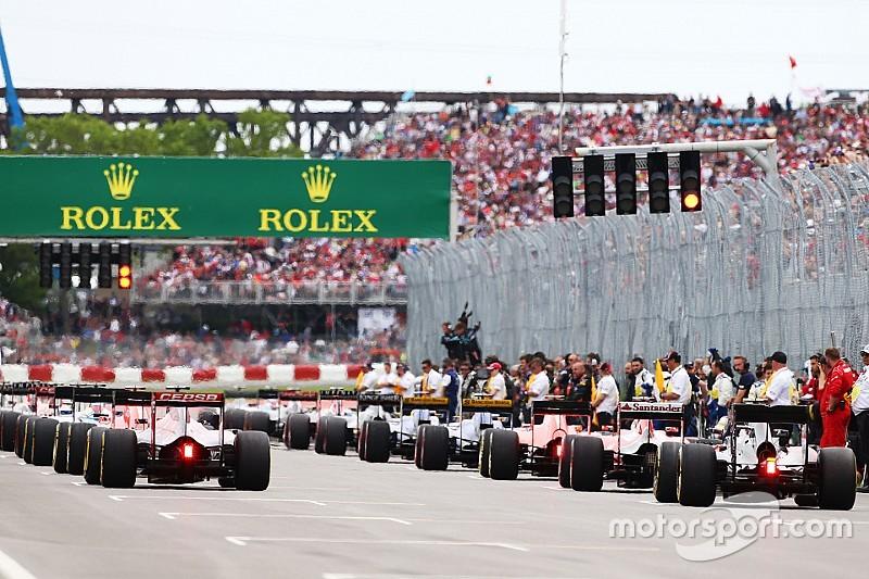 """Grupo de estratégia anuncia novas medidas e F1 poderá ter """"rodadas duplas"""""""