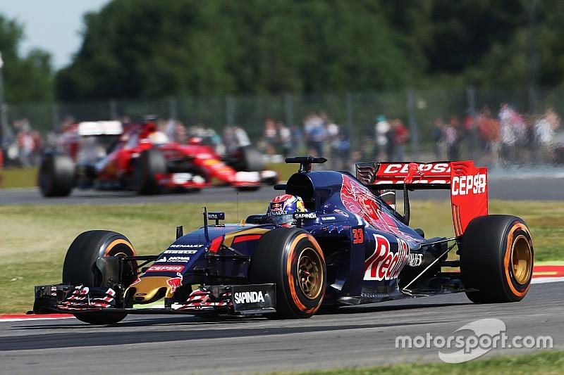 Toro Rosso en lice pour la Q3 et le Top 10 à Silverstone