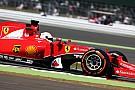 Vettel no pierde la concentración
