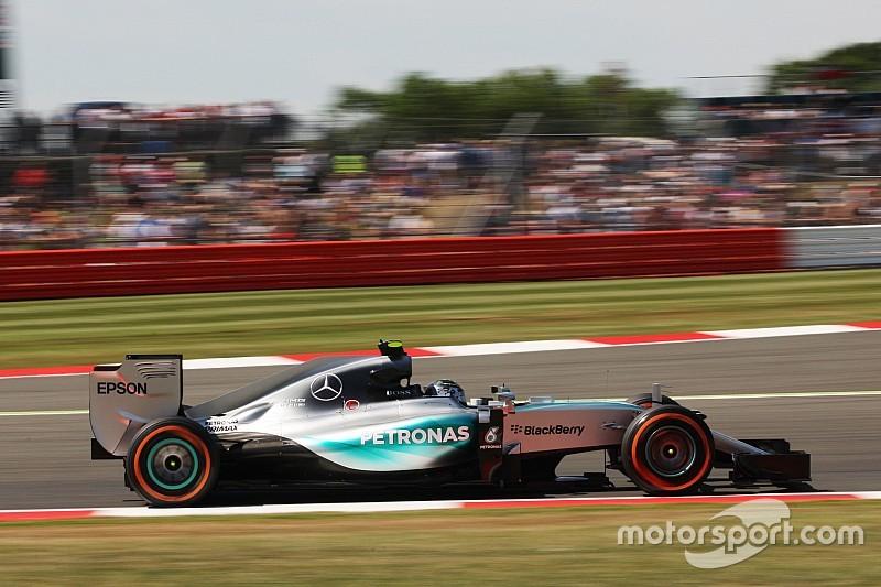 El coche no era perfecto para Rosberg