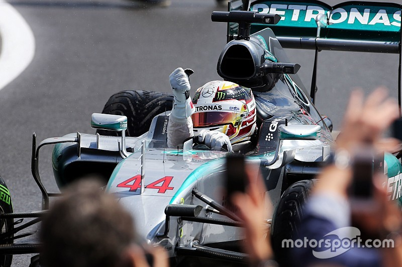 Mercedes salue la
