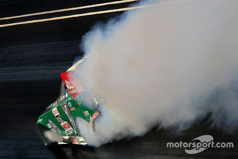 Up in smoke? The NHRA at a crossroads