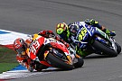 Marquez says he would repeat Rossi move