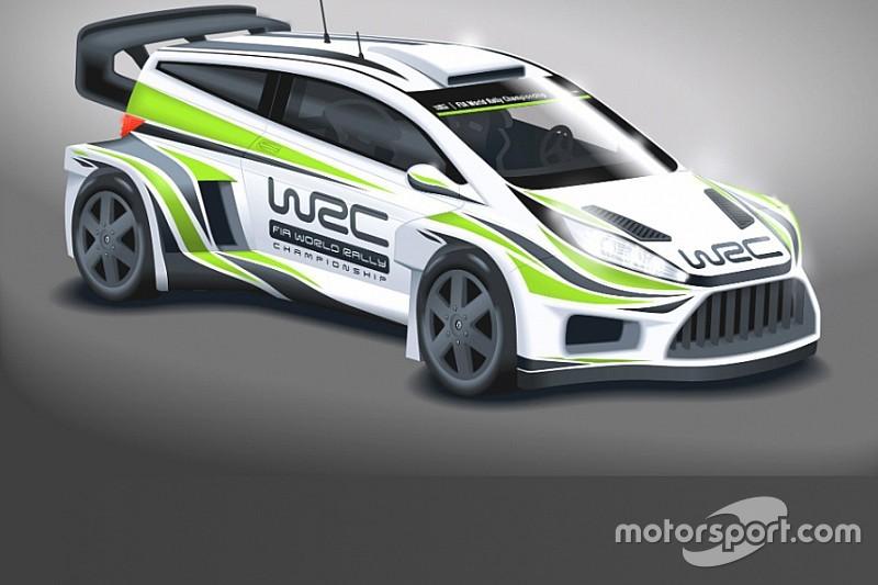 WRC - Des voitures plus rapides et plus agressives