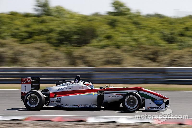Rosenqvist sobrevive y gana la carrera 2 en Zandvoort