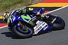 Lorenzo speeds to front row start at Sachsenring