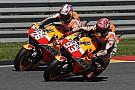Маркес и Педроса принесли Honda дубль в Германии
