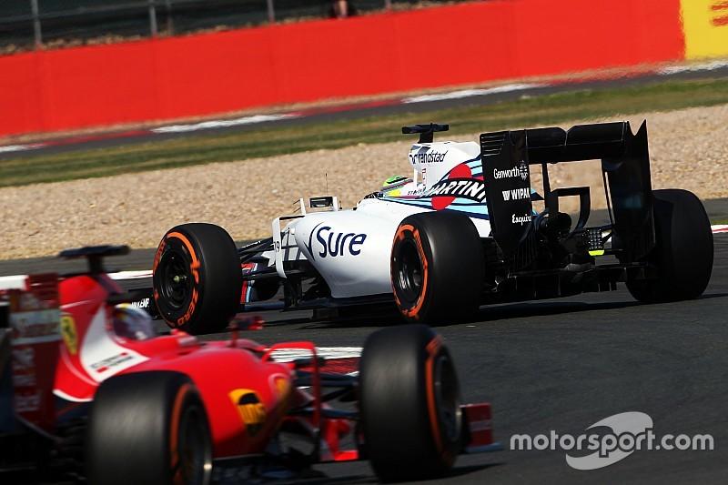 Chefe da Williams crê que Ferrari seja alvo possível a partir de agora