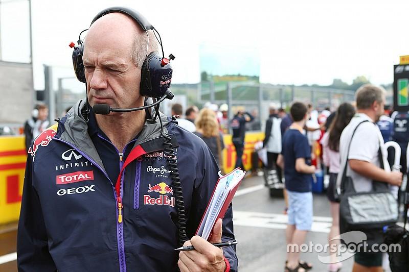 Ньюи: Red Bull нужно невероятное везение для победы