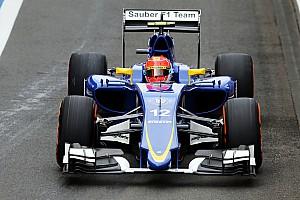Formule 1 Actualités Nasr -