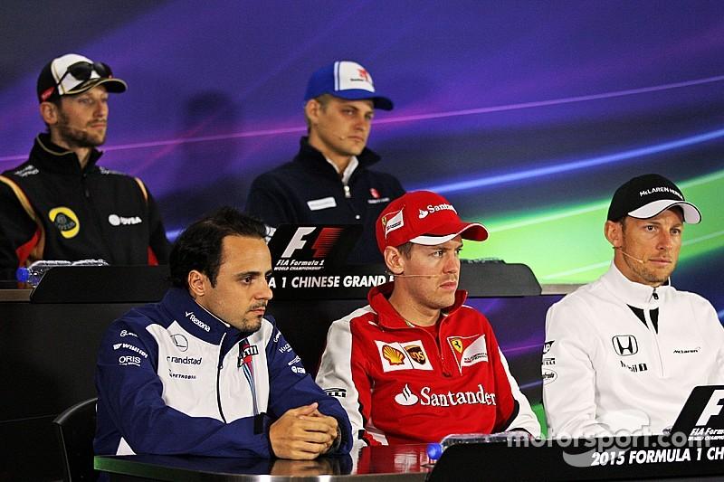 Fittipaldi - Les pilotes F1 deviennent des robots