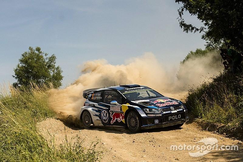 Vidéo - Le premier gameplay de WRC 5