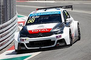 WTCC Últimas notícias Citroën deve decidir entre WTCC e WRC até fim do ano