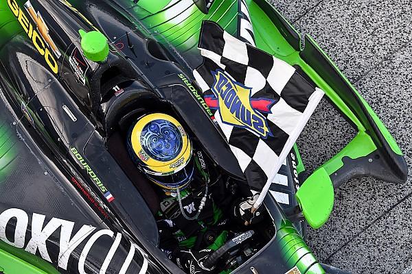 IndyCar Son équipe mise à l'amende, Bourdais garde sa victoire