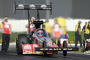 NHRA Preview Next Top Fuel learning experience for Dave Connolly comes at Mile-High NHRA Nationals