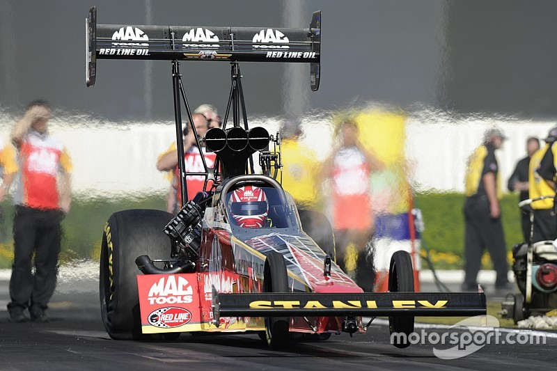 Next Top Fuel learning experience for Dave Connolly comes at Mile-High NHRA Nationals