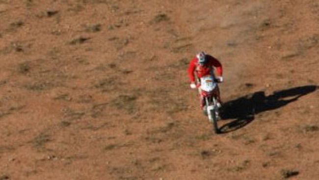 Africa Eco Race 2010: partiti!
