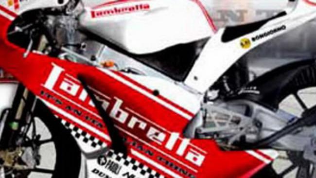 La Lambretta torna in pista nel Mondiale 125