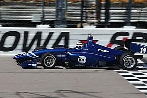 Indy Lights Ultime notizie Max Chilton firma la pole e la dedica a Jules Bianchi