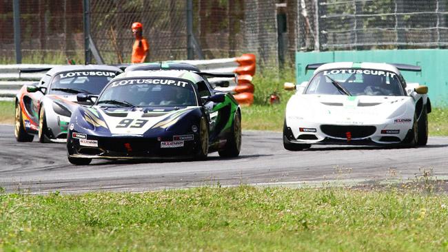 Lotus Cup Italia: tante novità per il round di Misano