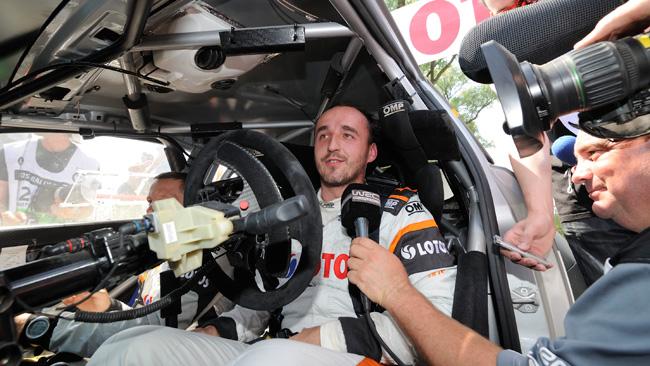 """Kubica: """"Favorevole all'aerodinamica anche nei rally"""""""