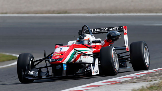 Felix Rosenqvist vince Gara 2. Giovinazzi secondo