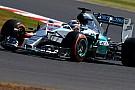 Silverstone, Libere 3: Mercedes in fuga, Rosse lontane