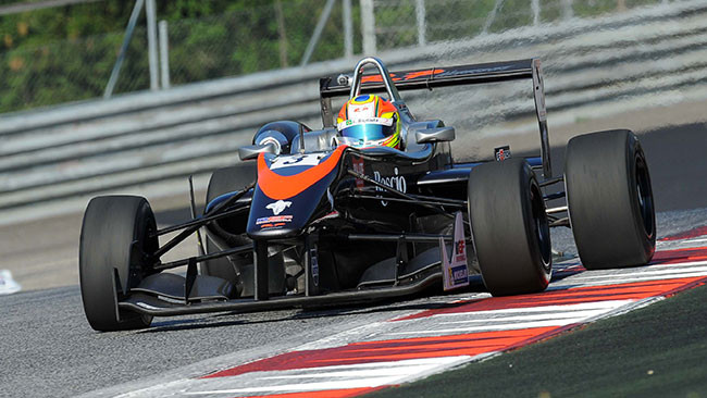 Vitor Baptista in pole di Gara 1 al Red Bull Ring