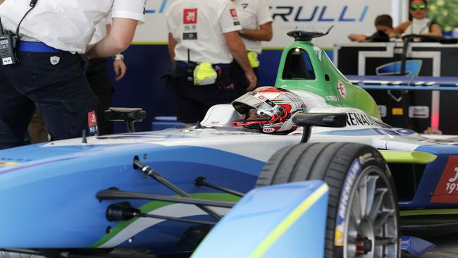 "Trulli: ""Decimo sì in qualifica, però quell'errore..."""