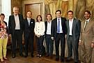 Il sindaco di Lugano ospite degli ePrix londinesi