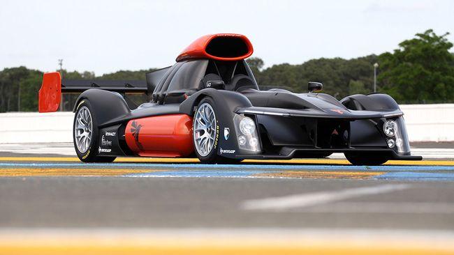 La nuova GreenGT a idrogeno si vedrà al Paul Ricard!