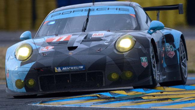 Le Mans, 22° ora: Scintille per il podio in GTE-Am