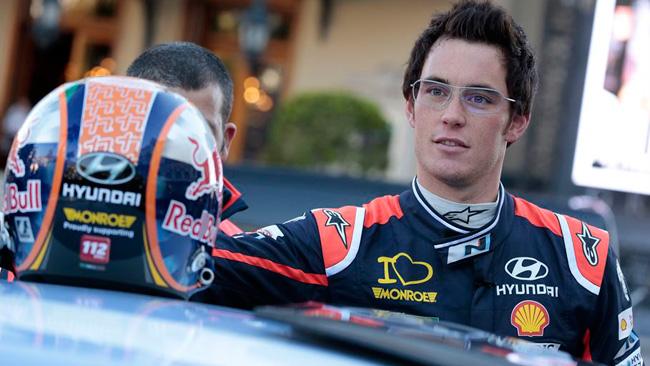 Gli equipaggi del team Hyundai Motorsport