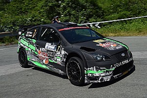 Campionato Italiano WRC Ultime notizie Paolo Porro la spunta su Bosca al Rally della Lanterna