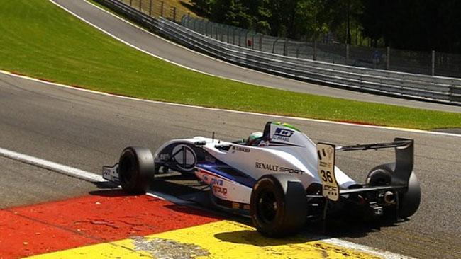 Prima fila tutta JD Motorsport in gara 2 a Spa