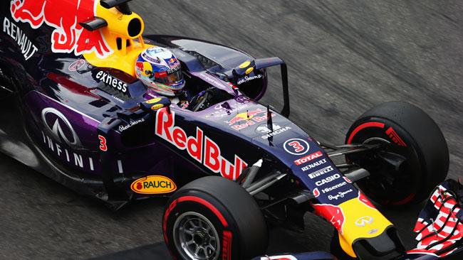 """Ricciardo: """"Potevo stare davanti a Vettel"""""""