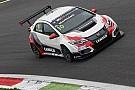 Monza, Test: Morbidelli porta la Civic al top
