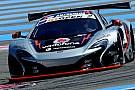 McLaren in pole al Paul Ricard con Parente