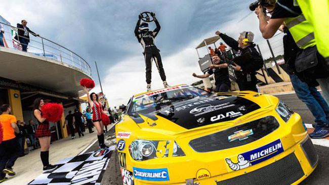 NASCAR Whelen: Cheever III vince Gara 1 a Valencia
