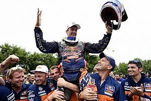 Moto Rally Raid Ultime notizie Dakar 2015, Moto: quinto trionfo per Marc Coma