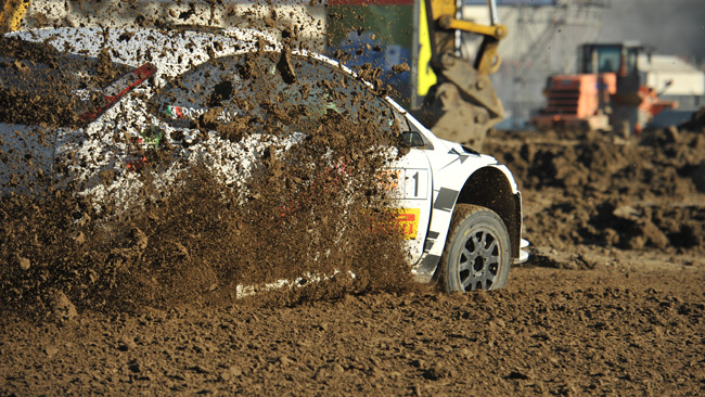 WRC Italia: passano Romagna e Cavallini