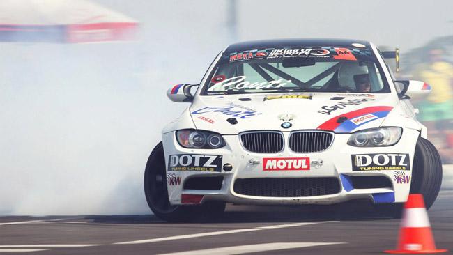 Il meglio del drift tricolore sfila al Motor Show