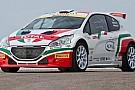 Livrea tricolore per Andreucci al Monza Rally Show