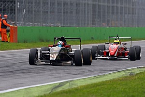 Formula Abarth - Italia Ultime notizie Simone Iaquinta si impone in Gara 2