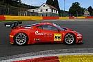 Roda manca il podio a Spa, ma allunga nella GTS